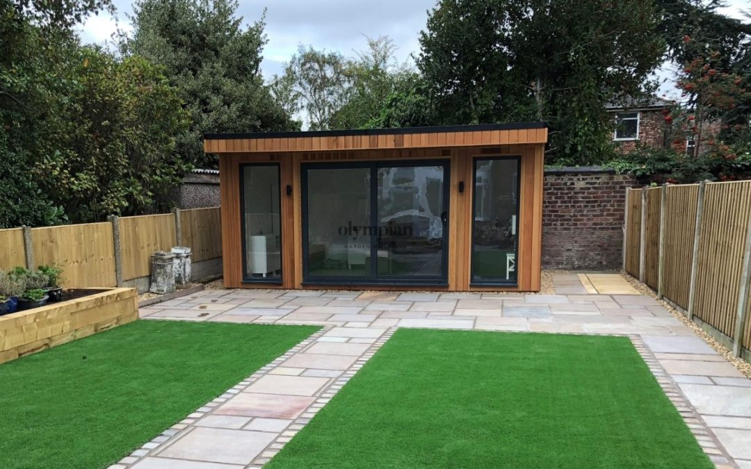 Outdoor Room in Sale