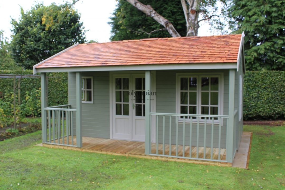 Garden Pavillion in Knutsford