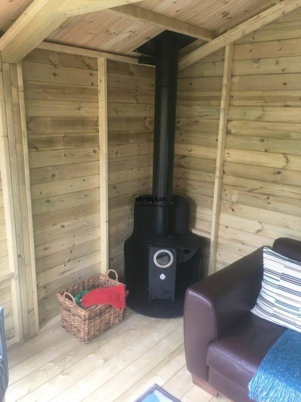 Log Burner Congleton