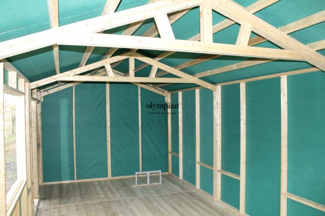 Apex / Pitched Roof Workshops 100