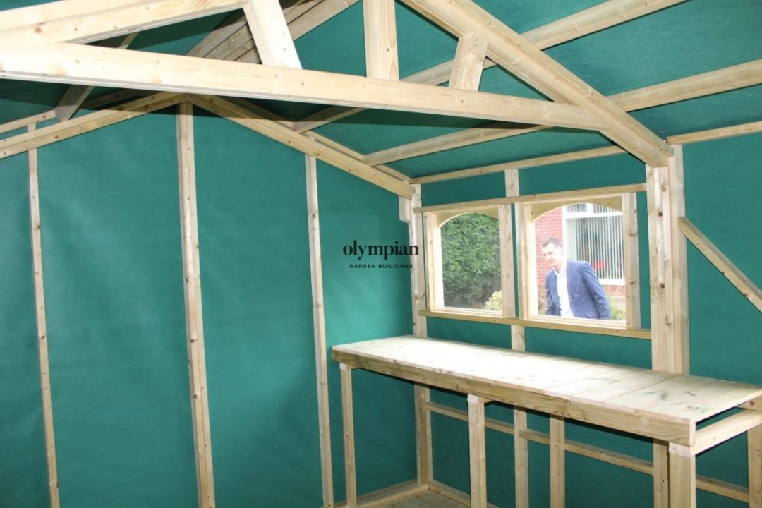 Apex / Pitched Roof Workshops 106