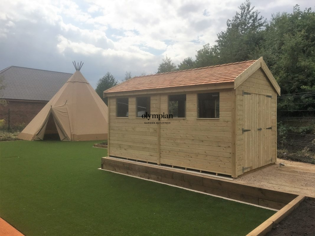 Apex / Pitched Roof Workshops 116
