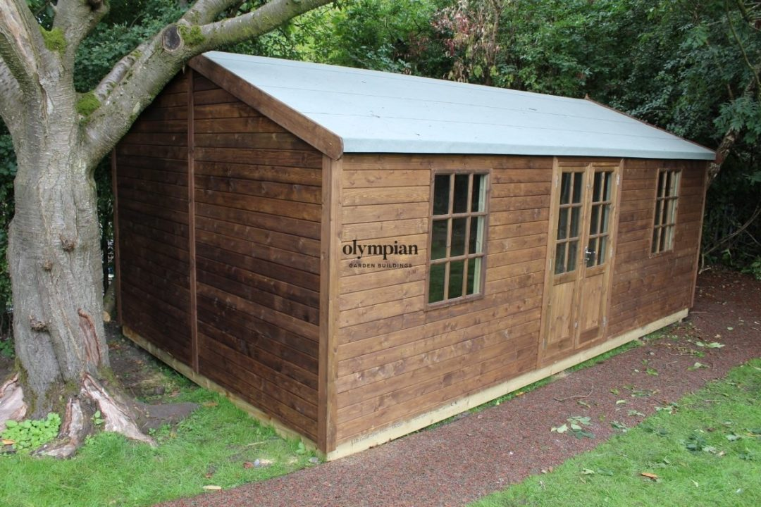 Apex / Pitched Roof Workshops 128