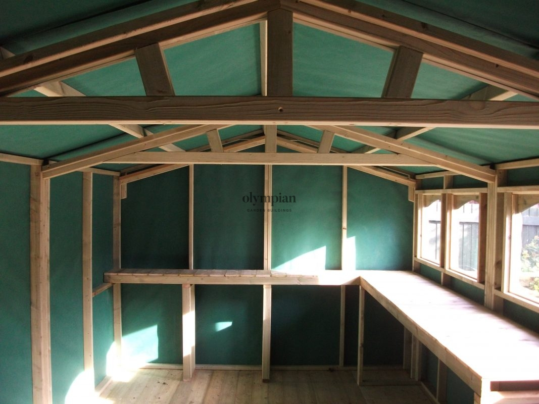 Apex / Pitched Roof Workshops 12