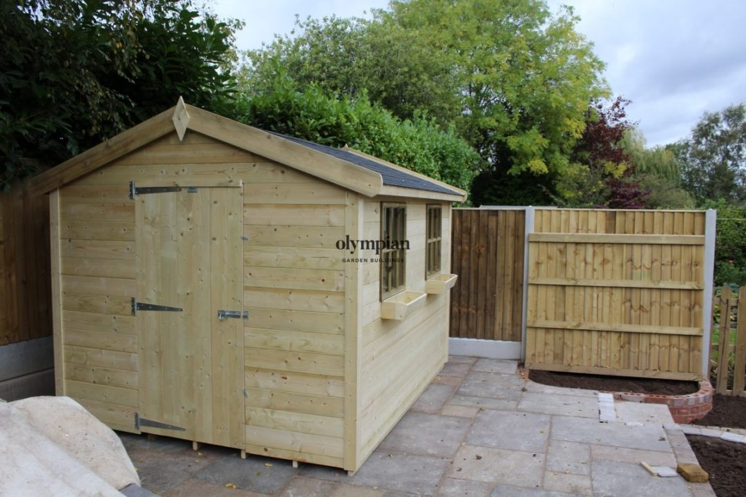 Apex / Pitched Roof Workshops 138