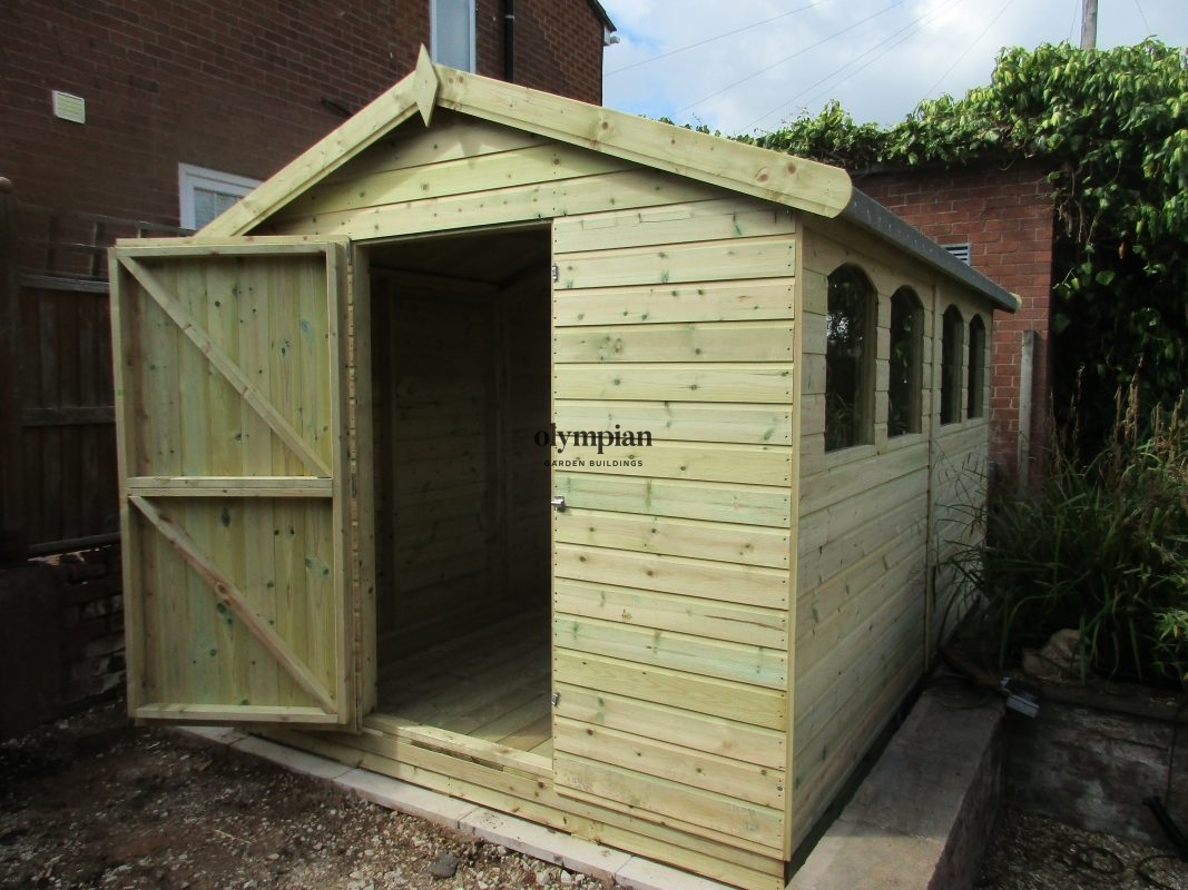 Apex / Pitched Roof Workshops 144