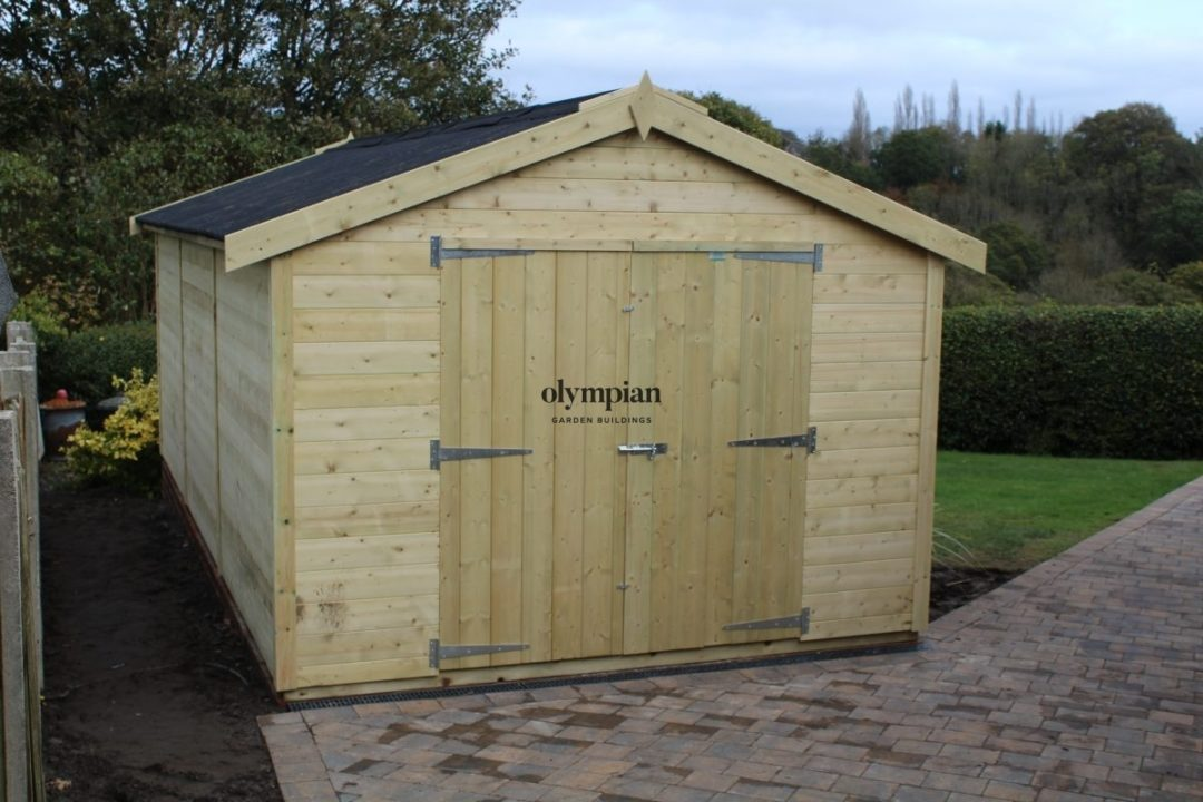 Apex / Pitched Roof Workshops 146