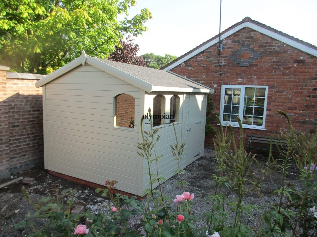 Apex / Pitched Roof Workshops 147