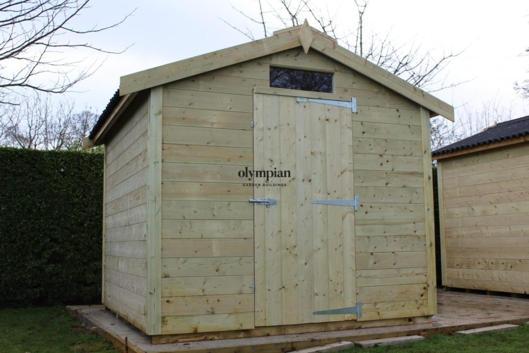 Apex / Pitched Roof Workshops 156
