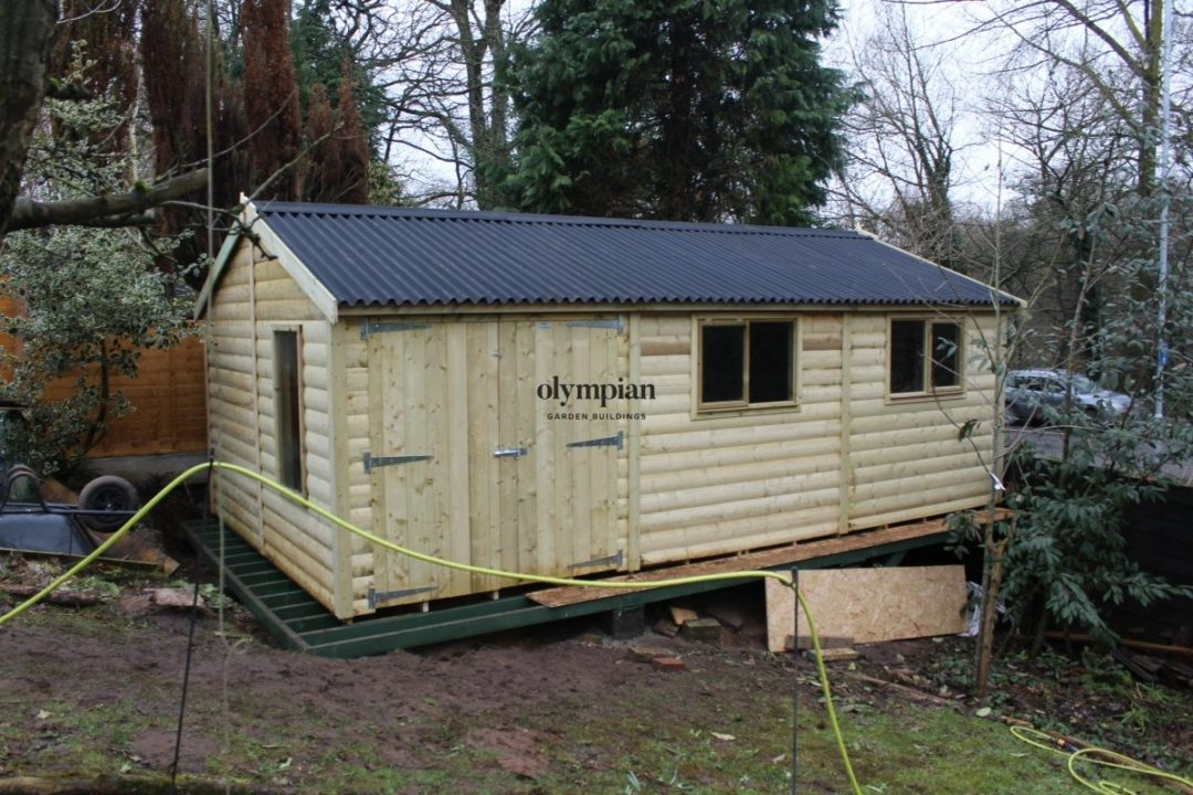 Apex / Pitched Roof Workshops 161