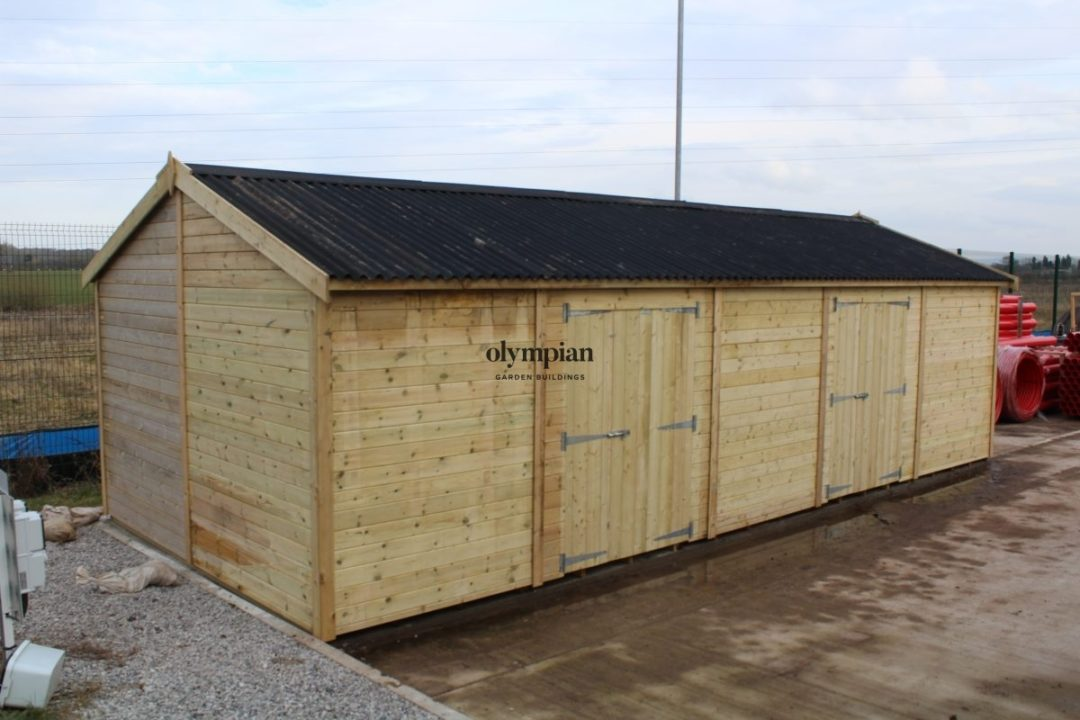 Apex / Pitched Roof Workshops 162