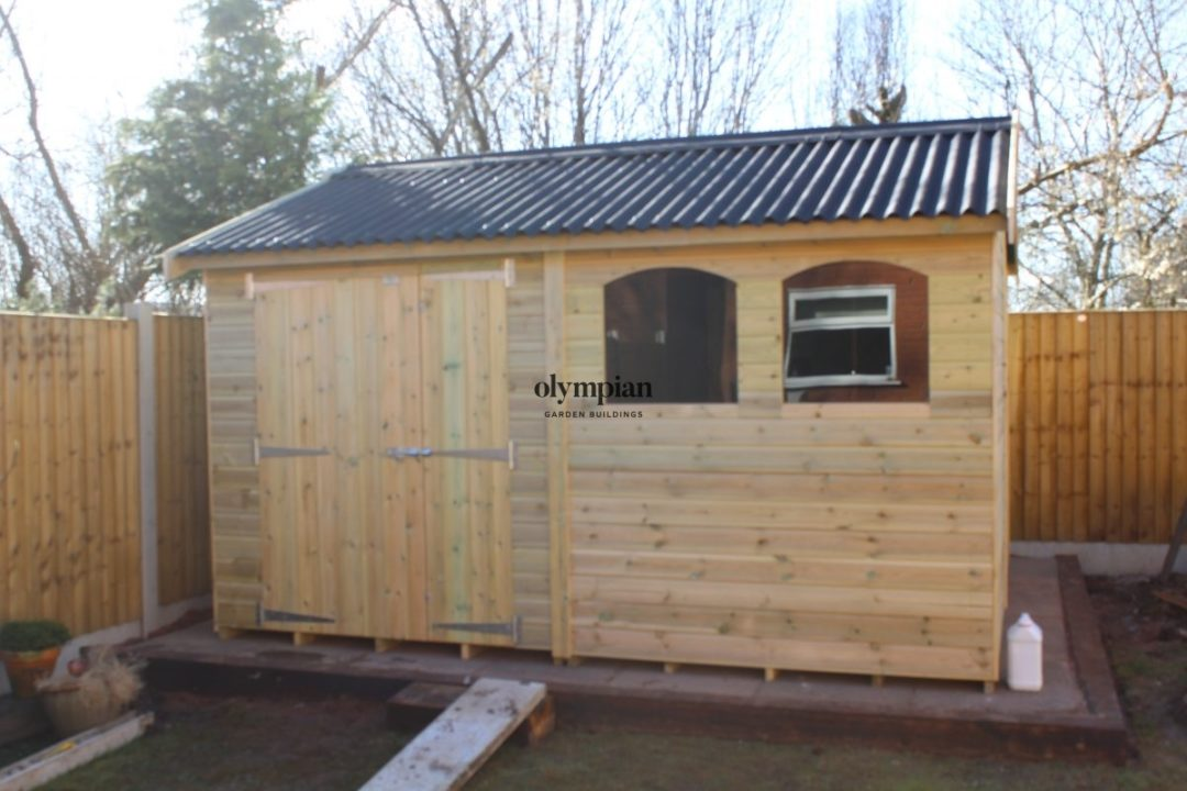 Apex / Pitched Roof Workshops 164