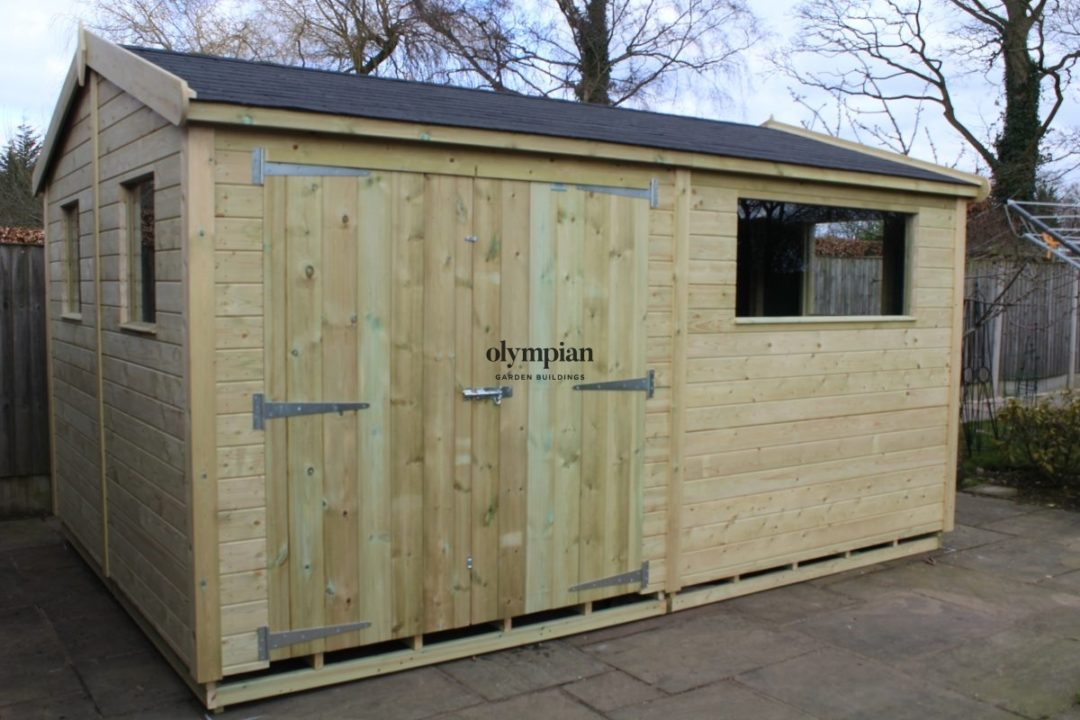 Apex / Pitched Roof Workshops 165