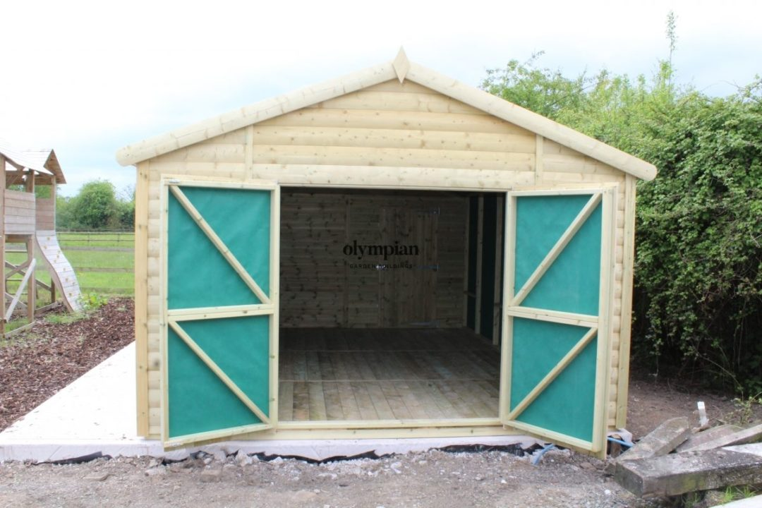 Apex / Pitched Roof Workshops 171