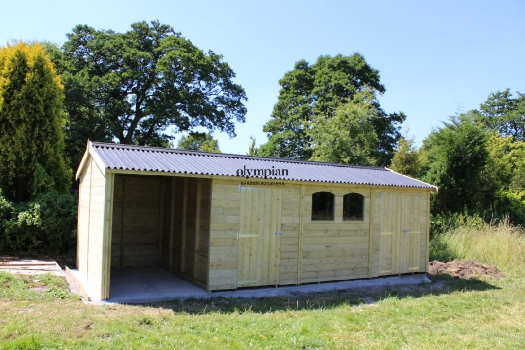 Apex / Pitched Roof Workshops 179