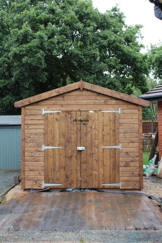 Apex / Pitched Roof Workshops 183