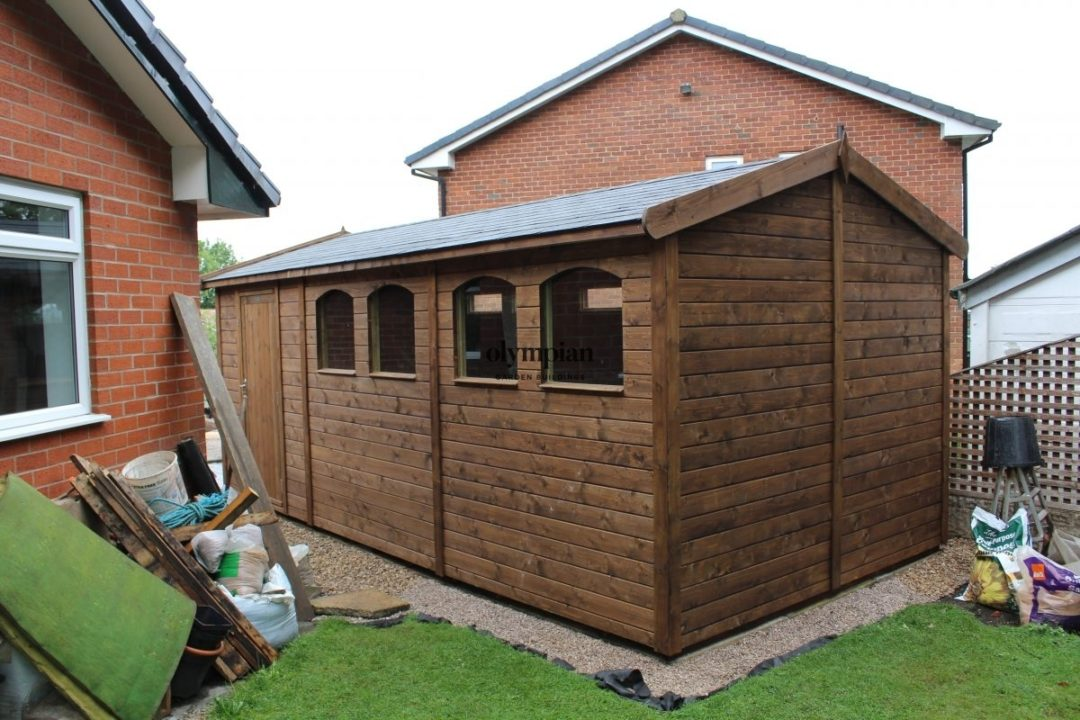 Apex / Pitched Roof Workshops 185