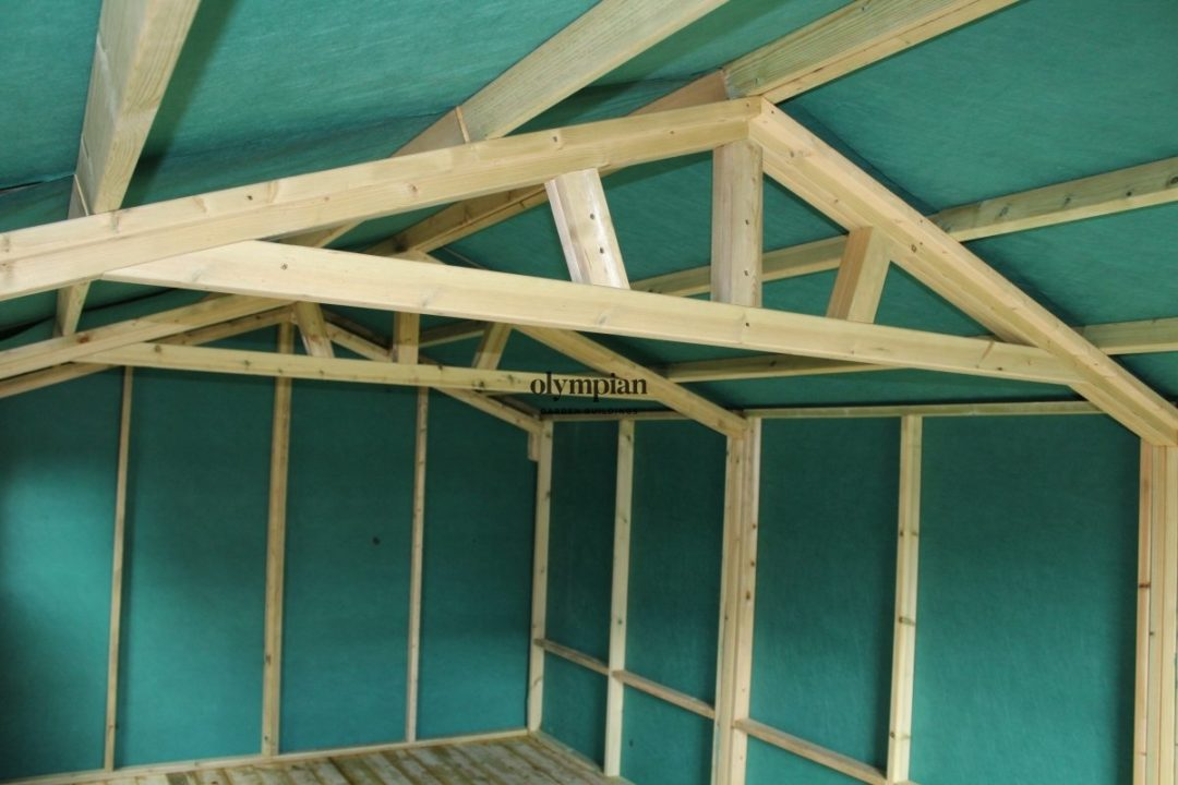 Apex / Pitched Roof Workshops 186