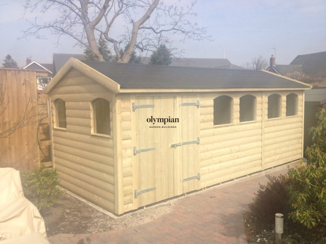 Apex / Pitched Roof Workshops 191