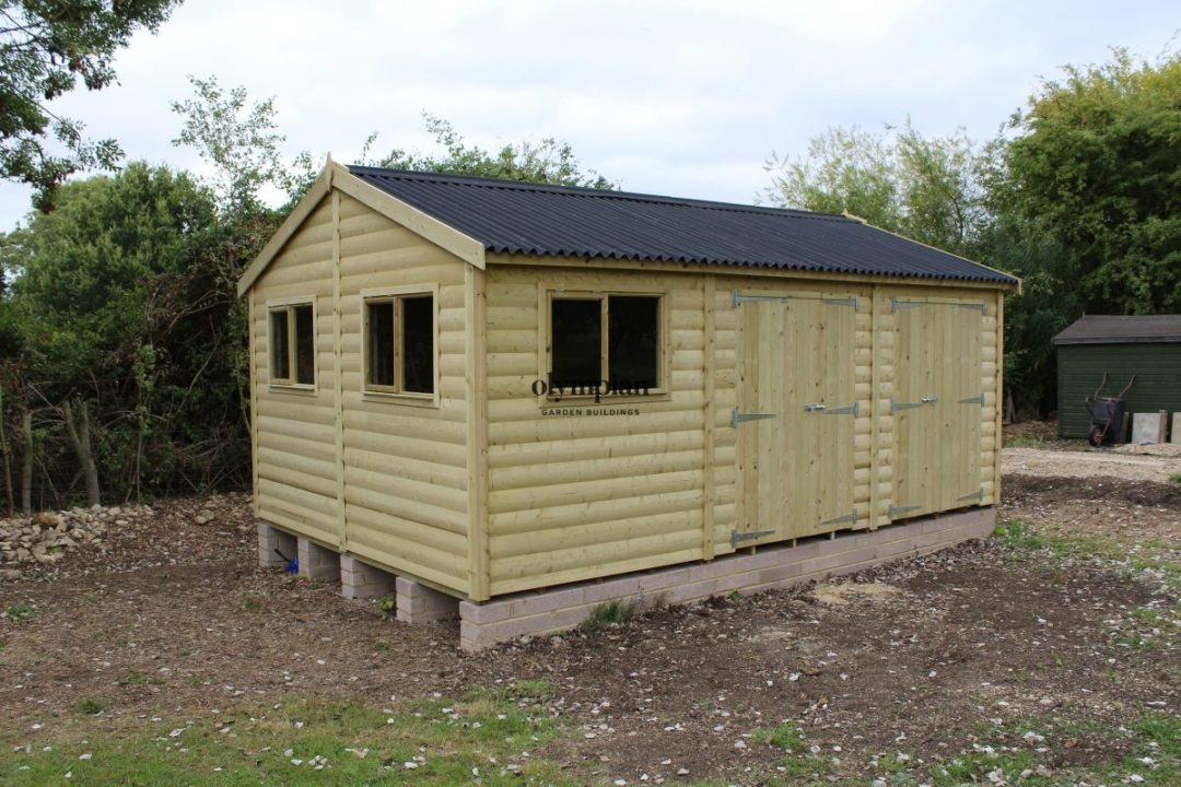Apex / Pitched Roof Workshops 192