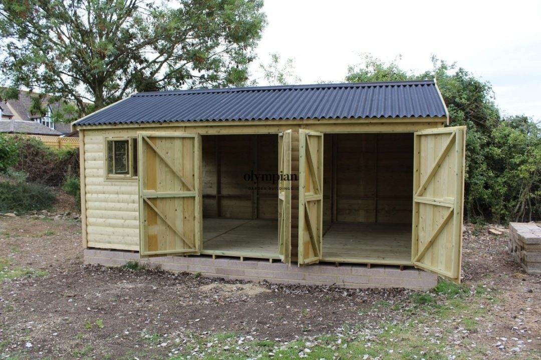 Apex / Pitched Roof Workshops 193