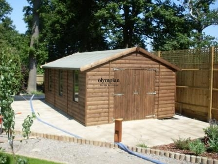 Apex / Pitched Roof Workshops 213