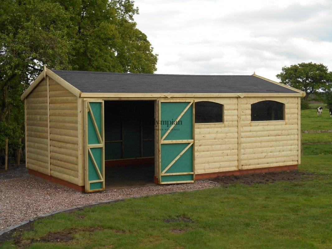 Apex / Pitched Roof Workshops 21