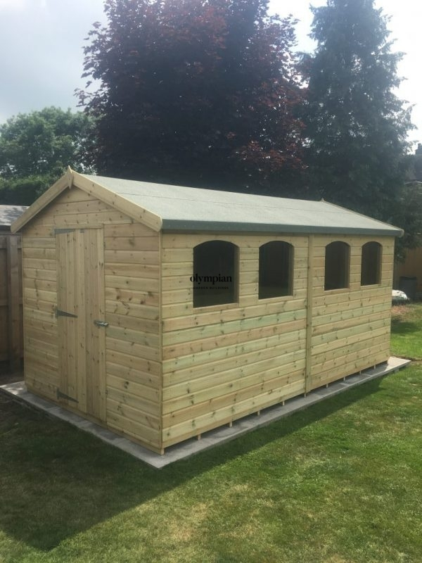 Apex / Pitched Roof Workshops 220