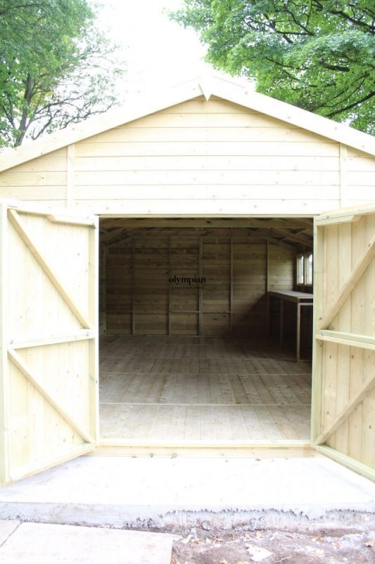 Apex / Pitched Roof Workshops 223