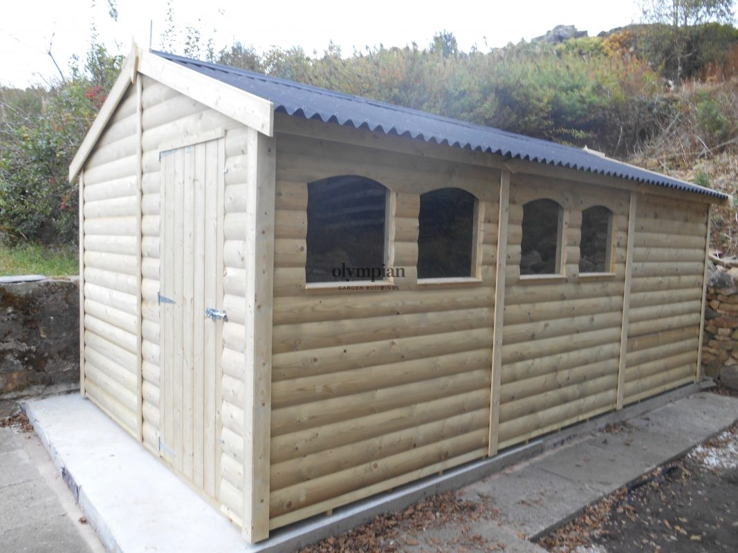 Apex / Pitched Roof Workshops 35