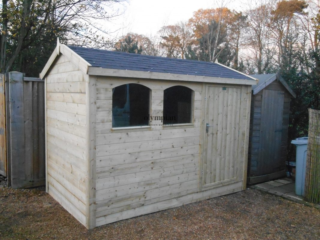 Apex / Pitched Roof Workshops 37
