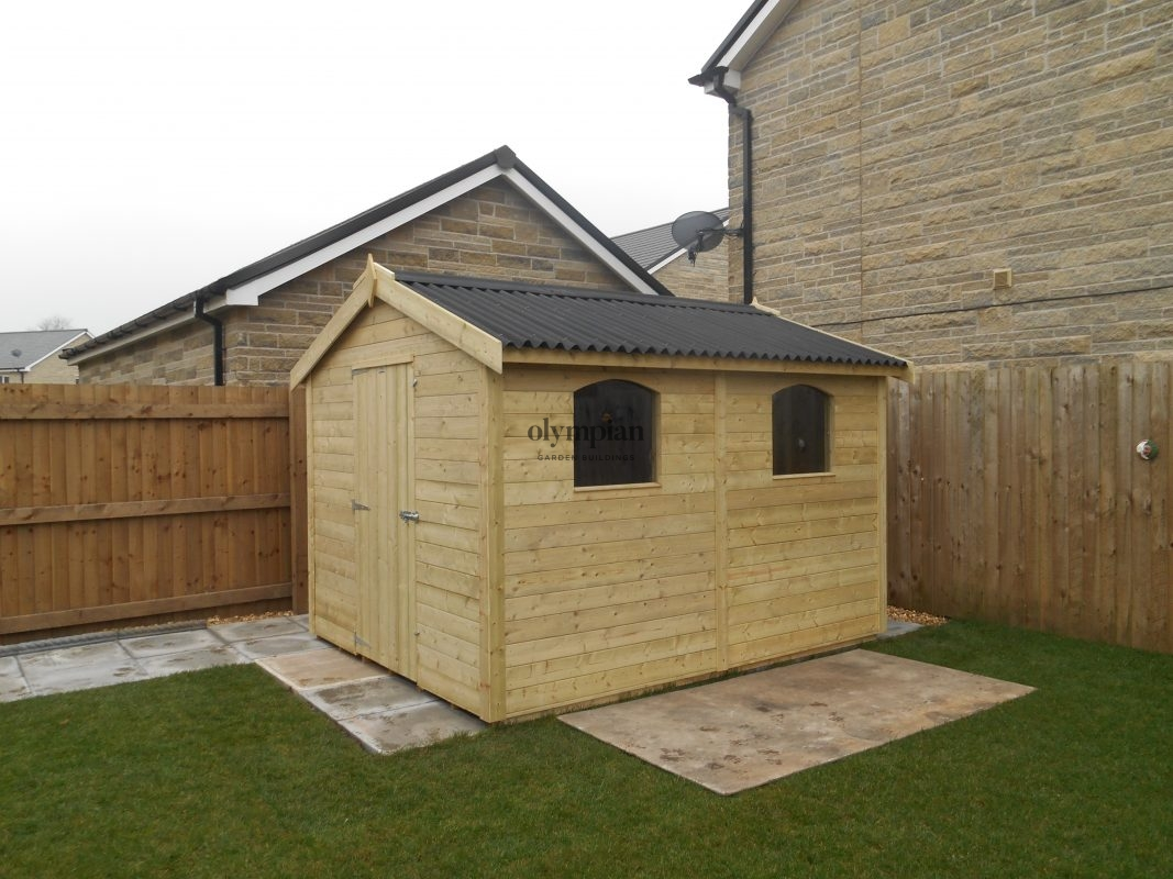 Apex / Pitched Roof Workshops 43