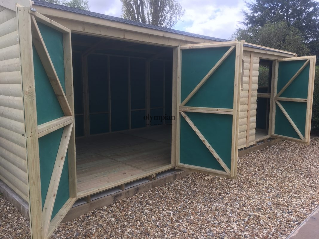 Apex / Pitched Roof Workshops 59