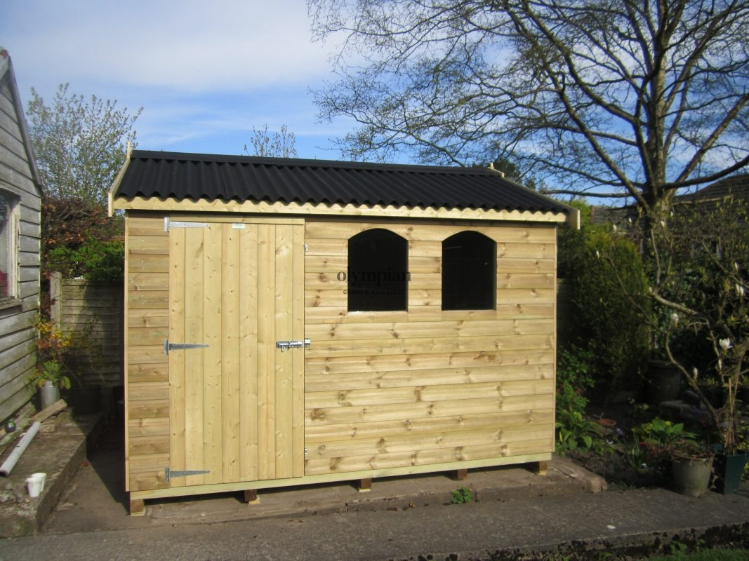 Apex / Pitched Roof Workshops 64