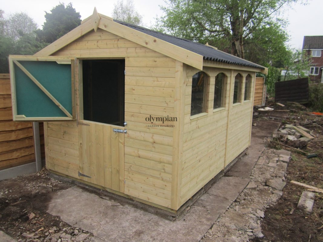 Apex / Pitched Roof Workshops 65