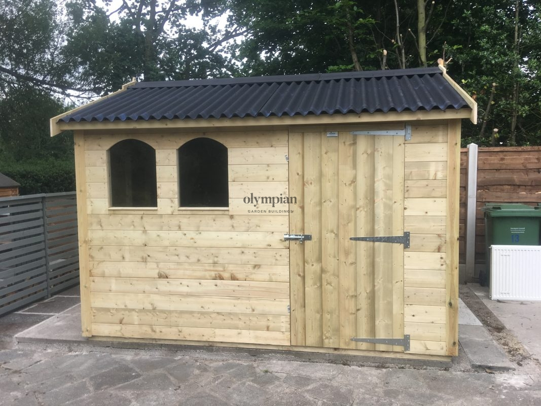 Apex / Pitched Roof Workshops 71