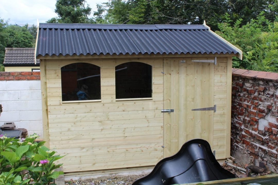 Apex / Pitched Roof Workshops 76