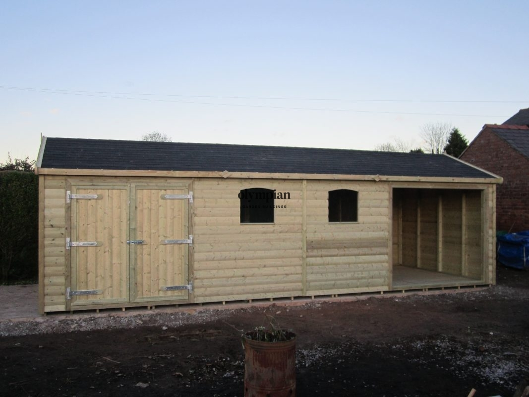 Apex / Pitched Roof Workshops 85