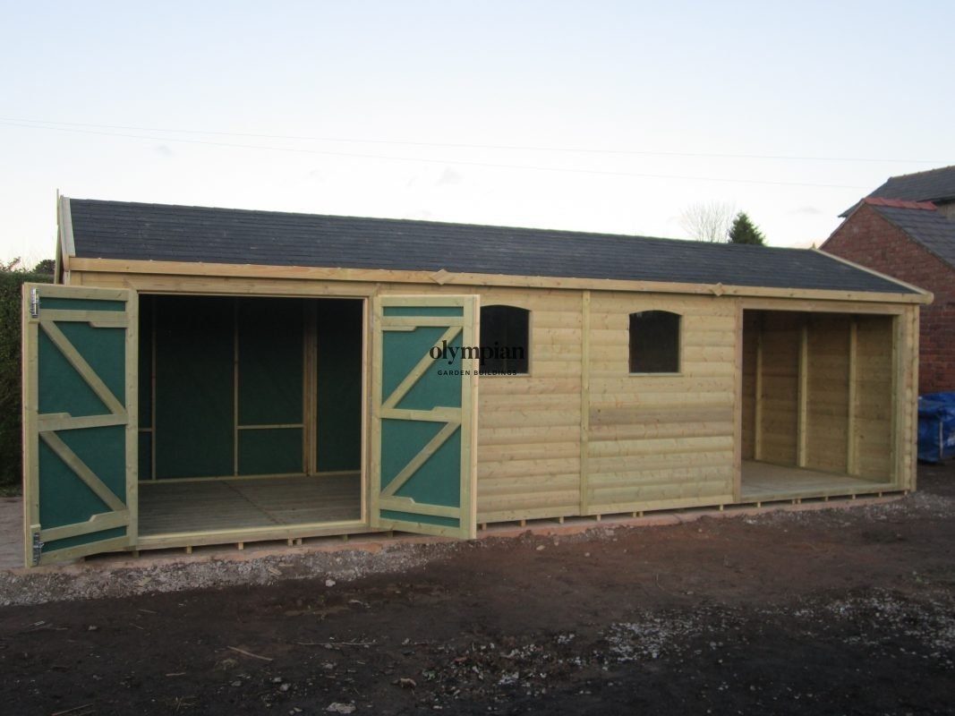 Apex / Pitched Roof Workshops 86