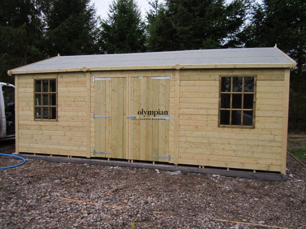 Apex / Pitched Roof Workshops 91