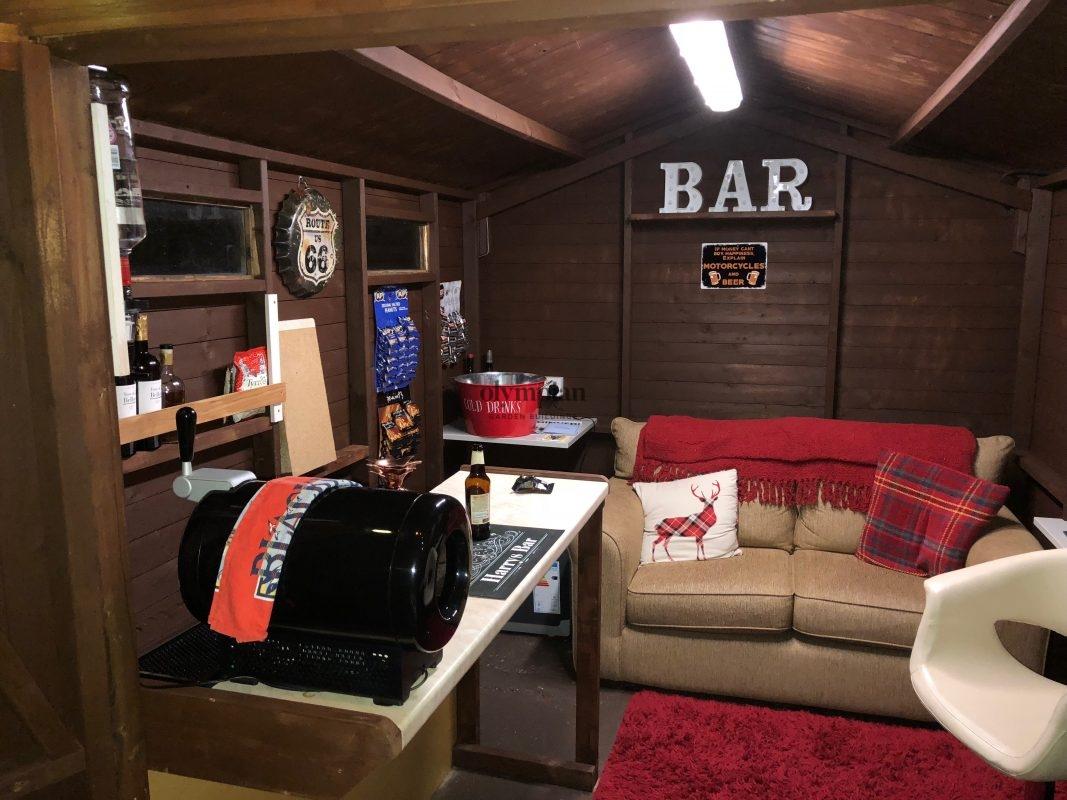 Bar Sheds 8