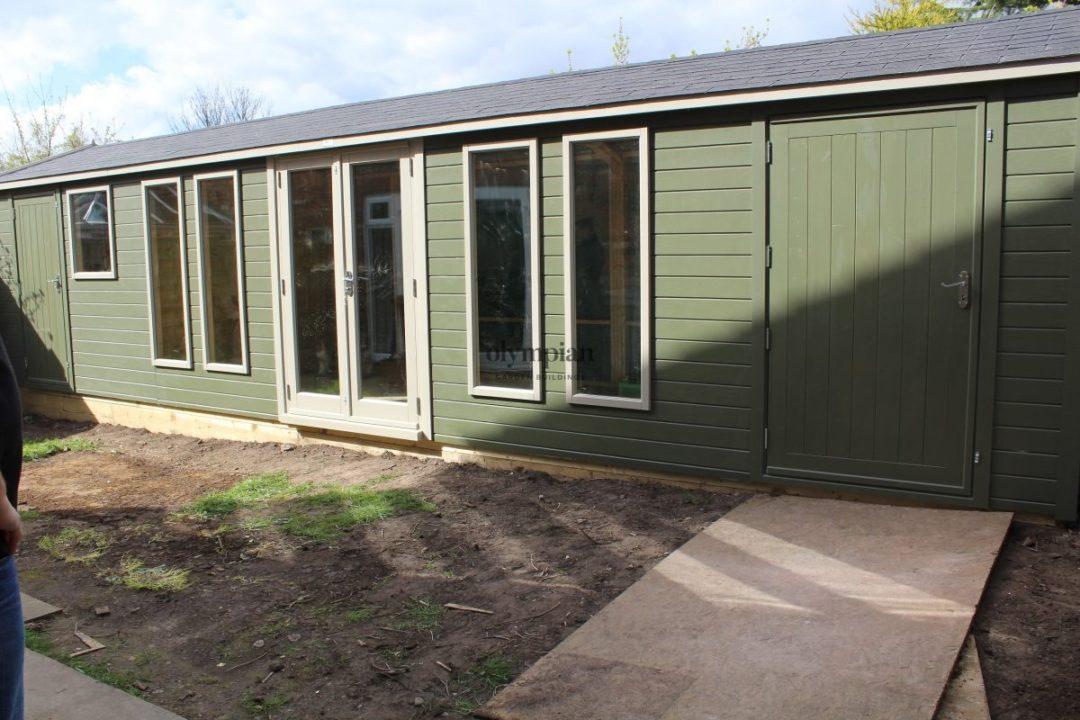 Combination Cheshire Studio 63