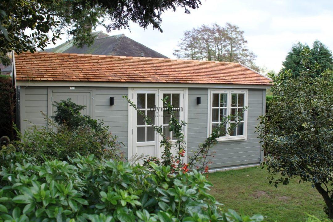 Combination Garden Offices 1