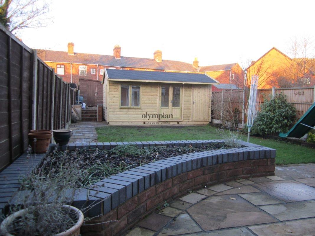 Combination Garden Offices 26