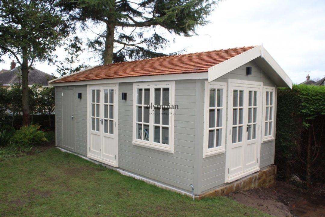 Combination Garden Offices 5