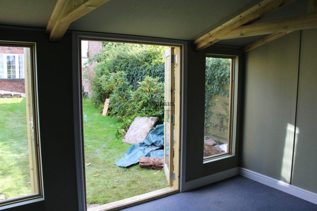 Combination Garden Offices 8