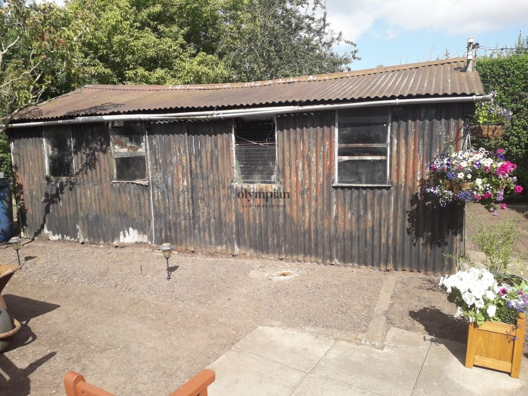 Combination Summerhouse near Nantwich 4