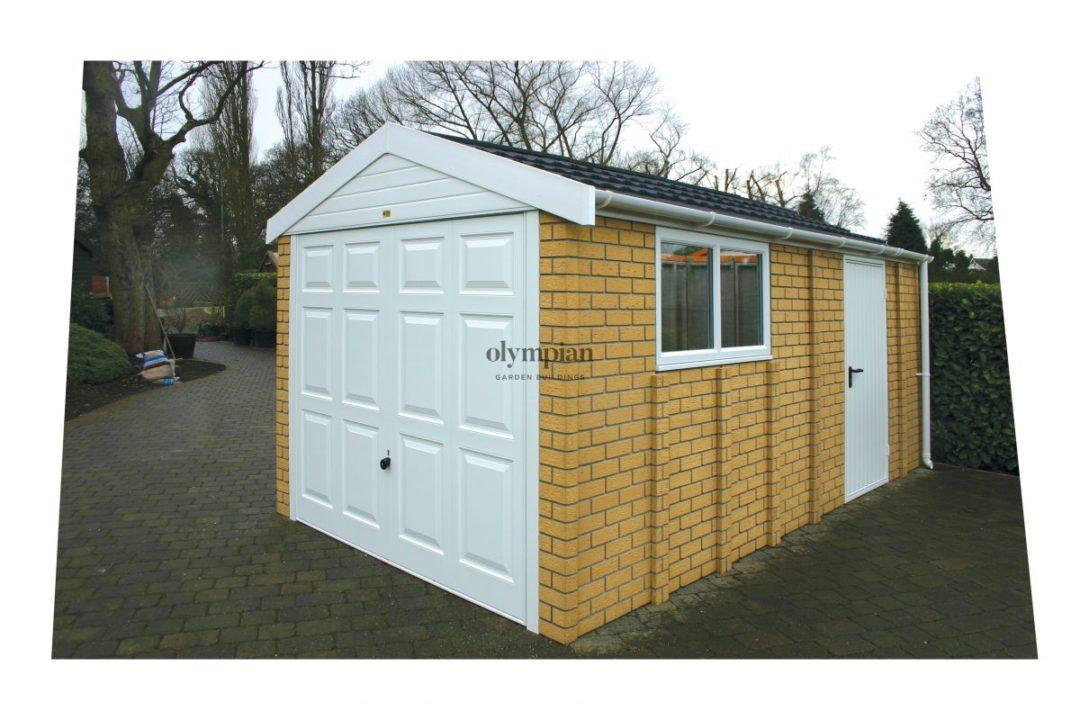 Concrete Garages 10