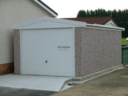 Concrete Garages 11