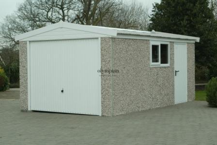 Concrete Garages 12